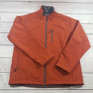 Kirkland Mens Rustic Orange jacket size Large